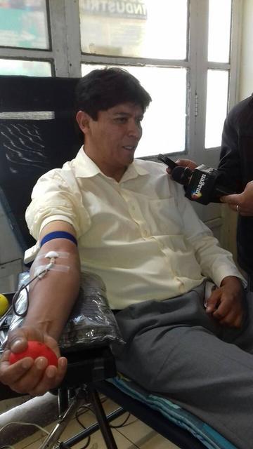 El Banco de Sangre busca la captación de donantes