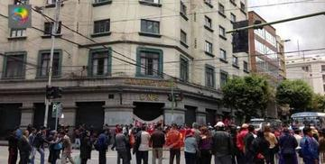 Fensegural espera que Morales intervenga y evite paro en la CNS