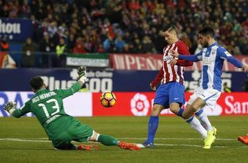 Fernando Torres le da la victoria a Atlético de Madrid