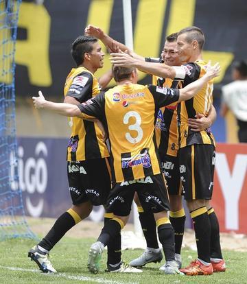 El Tigre supera en su casa a Wilstermann