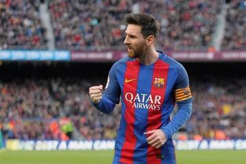 Messi y Suárez lideran tabla de goleadores