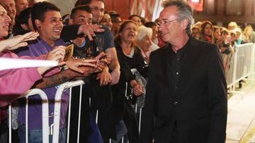 Actor argentino es feliz con Goya
