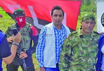ELN libera a rehén y comienza  diálogo de paz con el Gobierno