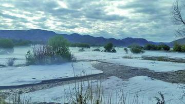Una nevada destruye diferentes cultivos en el municipio de Tupiza
