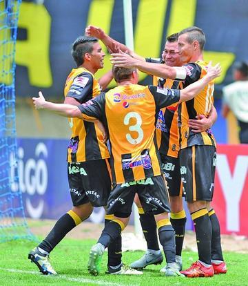 El Tigre se enfoca en Wanderers