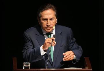 Piden arresto del expresidente Toledo de Perú por corrupción