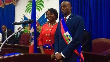 Jovenel Moise promete mejorar la vida de los haitianos en su mandato