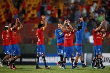 Unión Española vence a Cerro