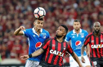 """Millonarios recibe hoy a Paranaense en """"El Campín"""""""