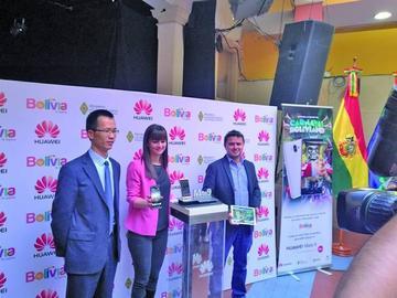 Culturas y Huawei lanzan concurso para el carnaval