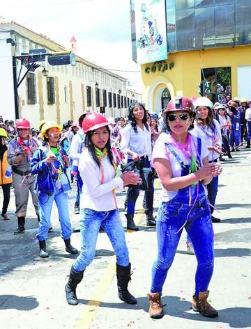 Alcaldía prepara la fiesta del carnaval