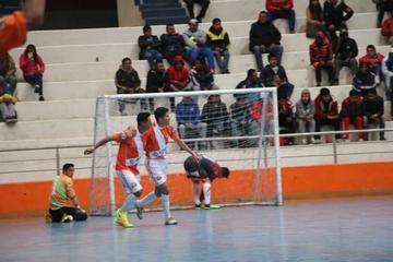 Potosí pierde el campeonato de la Dimafusa