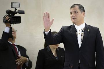 Ecuador comienza la recta final de elección presidencial