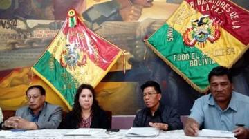 Federación de la Prensa de La Paz en emergencia ante posibles despidos
