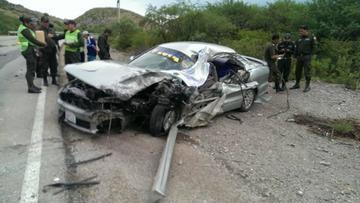 Accidente de tránsito en el camino Potosí - Betanzos deja un fallecido