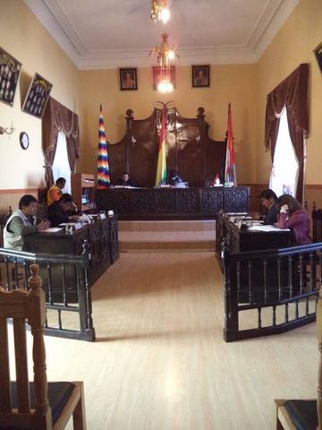 Los pobladores de Casquevillque piden crear el distrito 21