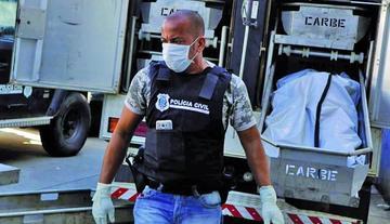 Crisis de seguridad amenaza con extenderse y sacude Brasil