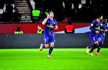 Cavani y Di María dan la victoria al PSG