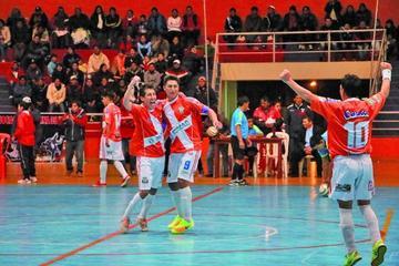 La Paz se corona campeón del torneo de la Dimafusa