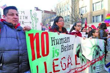 EE.UU. detiene a 40 migrantes durante redada en Nueva York