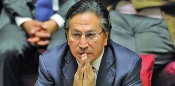EE.UU. solicita a Perú más datos para detener a Alejandro Toledo