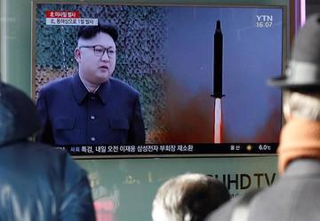 Los países de la ONU condenan el ensayo norcoreano con misil