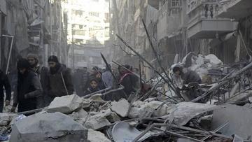 Alertan uso de armas químicas por parte del Ejército en Siria