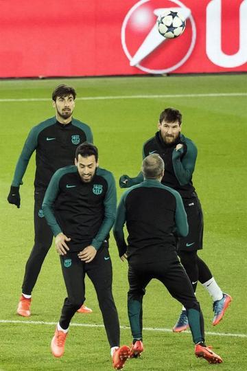 Barcelona visita al París Saint-Germain