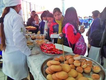 Inicia distribución del desayuno escolar para 57.400 alumnos