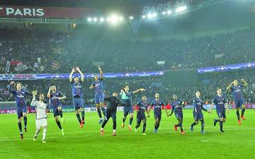 Barcelona toca fondo en París