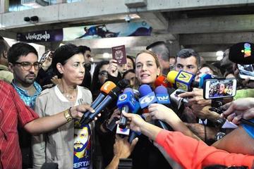 Justicia en Venezuela ratifica la condena para Leopoldo López