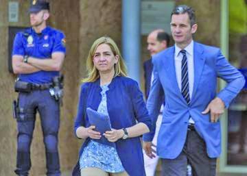 Condenan al esposo de la hermana del rey de España a 6 años de cárcel