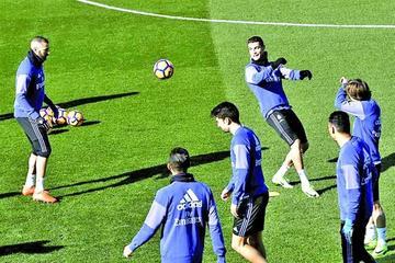 """Real Madrid recibe a Espanyol en el """"Santiago Bernabéu"""""""