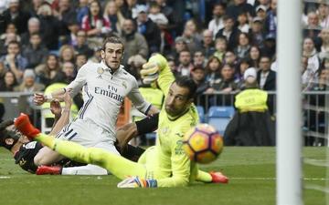 """Real Madrid vence a Espanyol en el """"Santiago Bernabéu"""""""