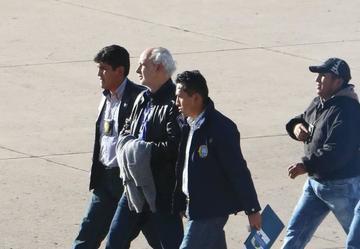 Carlos Chávez seguirá en Palmasola