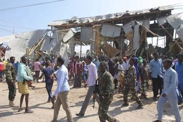 Ataque en mercado causa 35 personas fallecidas en Somalia