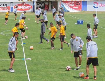 El Tigre se enfoca en la revancha de la Libertadores