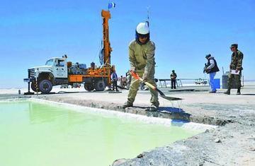 El Gobierno creará una empresa para la industrializacion del litio