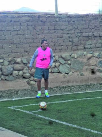 Alejandro Gómez se incorpora a Nacional Potosí