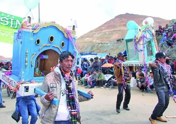 Emprenden salvaguarda del Carnaval Minero