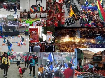 Opositores piden respetar el No y oficialistas buscan reelección