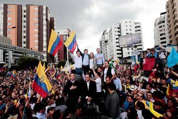 CNE adelanta que la segunda vuelta es un hecho en Ecuador