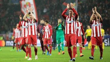 Atlético de Madrid vence a Bayer Leverkusen