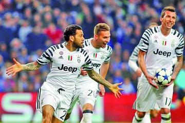 Juventus da un paso gigante hacia cuartos de final