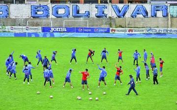 """Sport Boys y Bolívar miden fuerzas en el """"Tahuichi"""""""