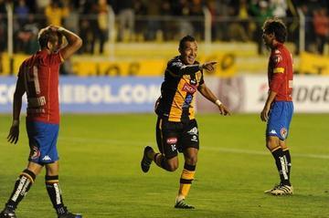 El Tigre devora a Unión Española y pasa de fase