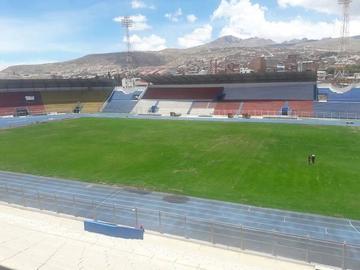 El estadio abre sus puertas hoy