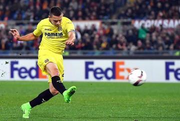 Villarreal queda eliminado de la Liga Europa