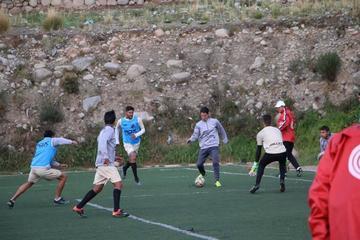 Nacional da vuelta la página y ya piensa en Sport Huancayo