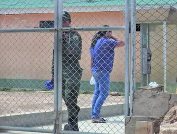 Madre que golpeó a su hija fue enviada a Cantumarca